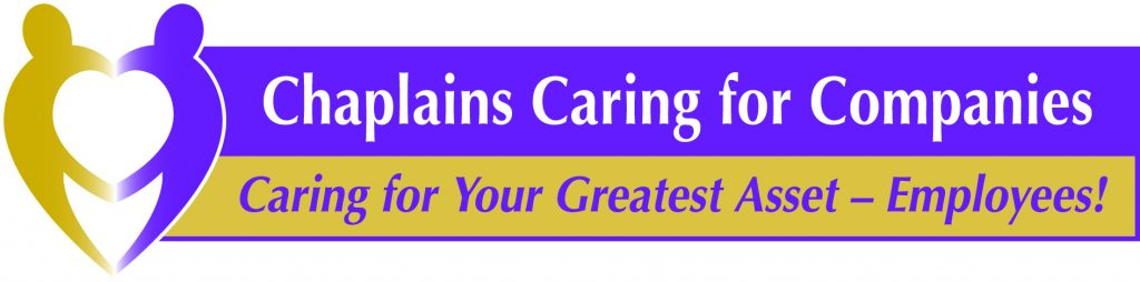chaplains caring for companies logo